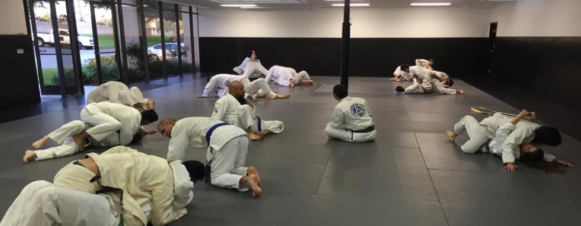 Why Strike-Based Jiu-Jitsu ?