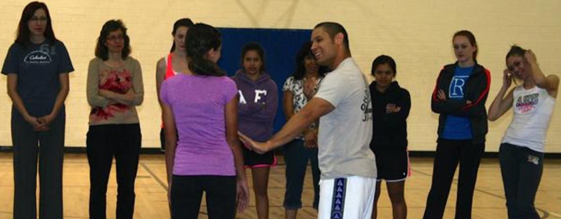 Women's Self Defense Classes. 909-941-3861