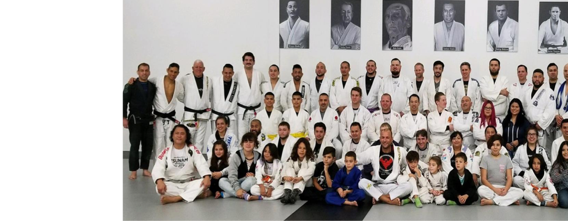 Why Strike-Based Jiu-Jitsu ?