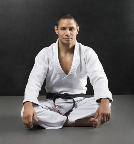 Javier Vazquez Gracie Jiu Jitsu Rancho