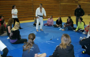 Self Defense Classes For Women Rancho Cucamonga | Javier Vazquez Jiu Jitsu